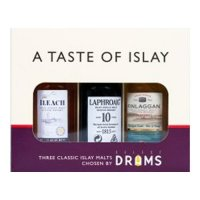 A Taste of Islay Gift Pack - Scotch Whisky 5cl Miniatures