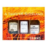 A Taste of Scotland Gift Pack - Scotch Whisky 5cl Miniatures