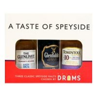 A Taste of Speyside - Scotch Whisky Miniatures