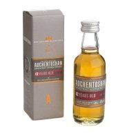 Auchentoshan 12 yr Single Malt Scotch Miniature Whisky 5cl