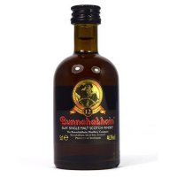 Bunnahabain 12 yo Single Malt Scotch Miniature Whisky 5cl Bottle