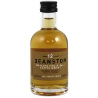Deanston 12 yo Single Malt Scotch Miniature Whisky 5cl Bottle