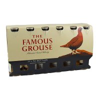 Famous Grouse Whisky Miniatures - 12 PACK