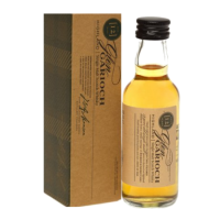 Glen Garioch 12 yo Single Malt Scotch Miniature Whisky 5cl