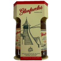 Glenfarclas Malt Whisky 5cl Miniature Gift Pack