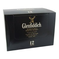 Glenfiddich 12 yo Single Malt Scotch Miniatures (12 PACK)