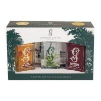 Gordon Castle Gin 5cl Gift Pack
