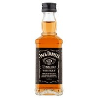 Jack Daniels Whiskey Miniatures - 10 PACK