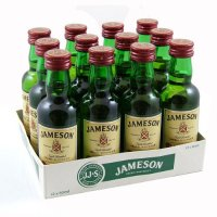 Jameson Whiskey Miniatures - 12 PACK