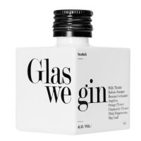 Glaswegin Scottish Gin 5cl Miniature