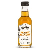 Peaky Blinder Irish Whiskey 5cl Miniature