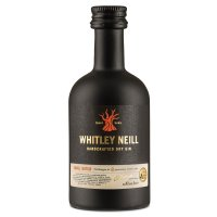 Whitley Neill Miniature Gin 5cl Bottle
