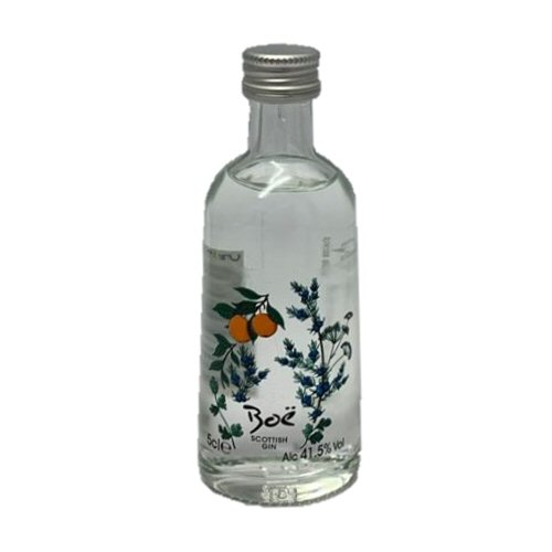 Boe Scottish Gin 5cl Miniature