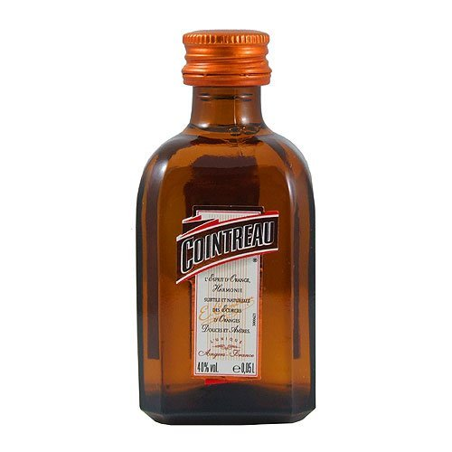 Cointreau Liqueur Miniature, 5cl Bottle