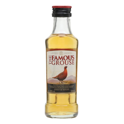 Famous Grouse Scotch Whisky Blend 5cl Miniature