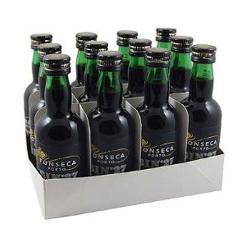 Fonseca Bin No 27 Port Miniatures - 12 PACK