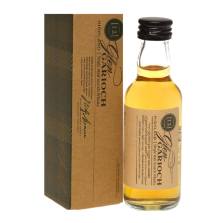 Glen Garioch 12 yo Single Malt Scotch Whisky 5cl Miniature