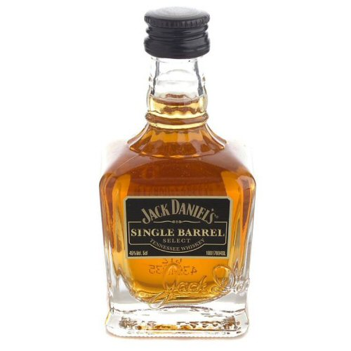 Jack Daniels Single Barrel Whiskey 5cl Miniature