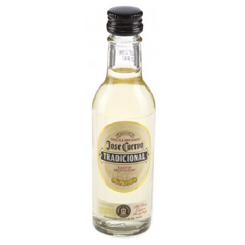 Jose Cuervo Tradicional Tequila Miniature, 5cl Bottle