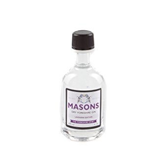 "Masons ""Lavender Edition\"" Gin 5cl Miniature"