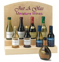 Miniature Wine Bottles