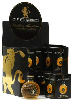 Old St. Andrews Clubhouse 5cl Miniatures