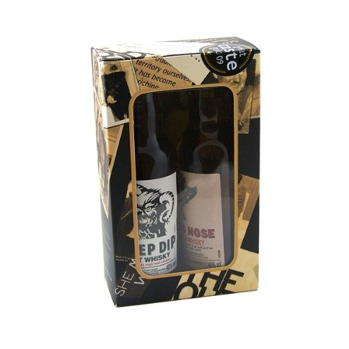 Pigs Nose & Sheep Dip Gift Pack - Scotch Whisky 5cl Miniatures