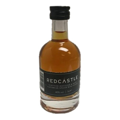 Redcastle Rum 5cl Miniature