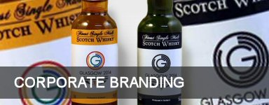 Corporate Private Branded Alcoholic Miniatures