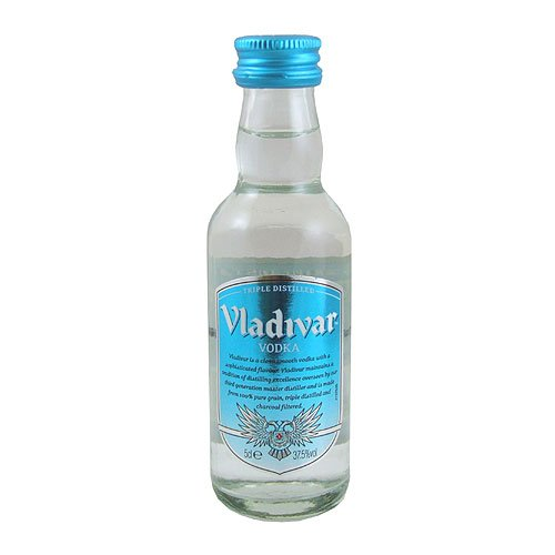 Vladivar Vodka 5cl Miniature
