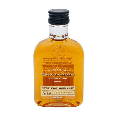 Woodford Reserve Select Bourbon Whiskey 5cl Miniature