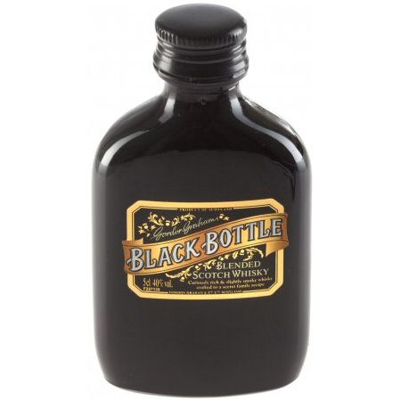 Black Bottle Miniature Scotch Whisky 5cl Bottle