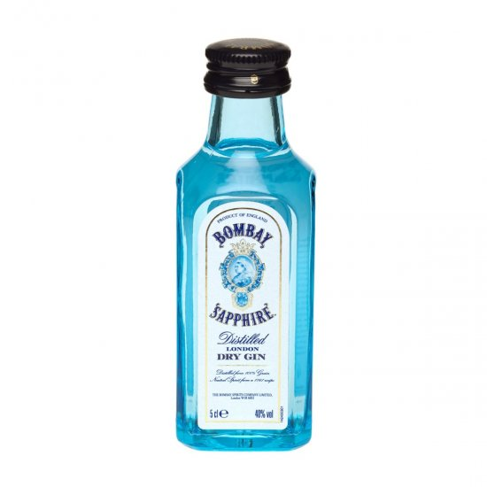 Bombay Sapphire Gin 5cl Miniature