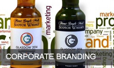Corporate Branded Alcoholic Miniatures