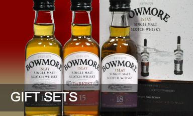 Miniature Whisky Gift Sets