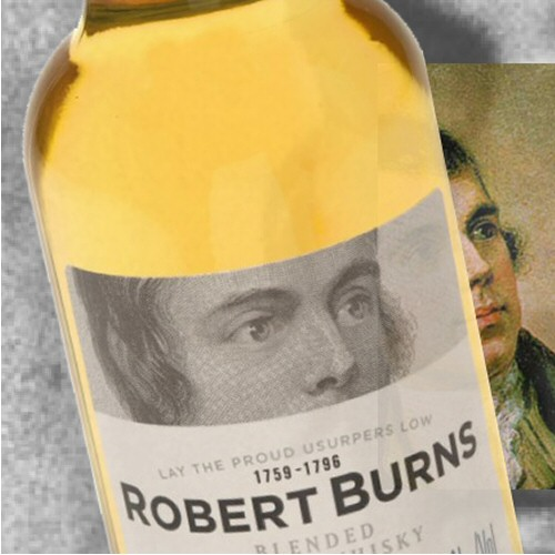 Burns Supper Night Whisky Miniatures