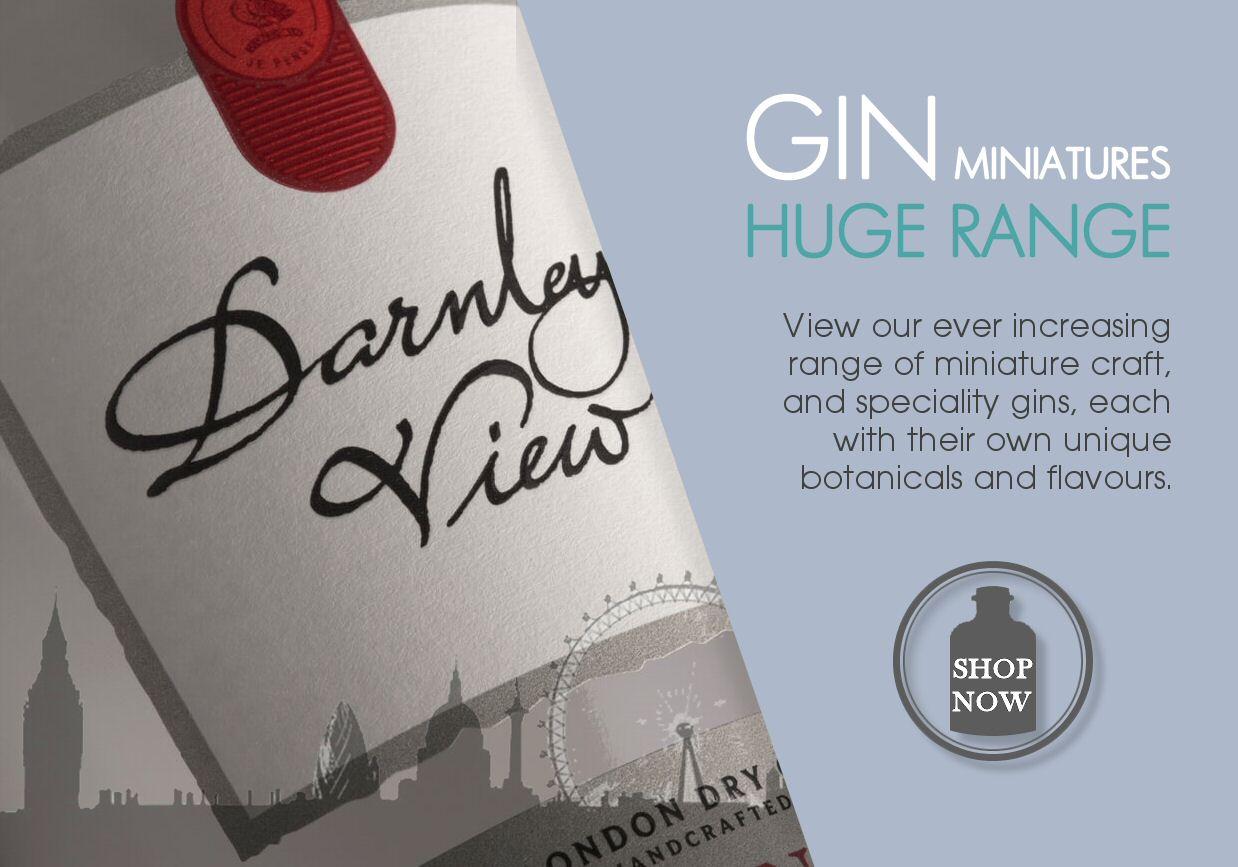 Gin Miniatures