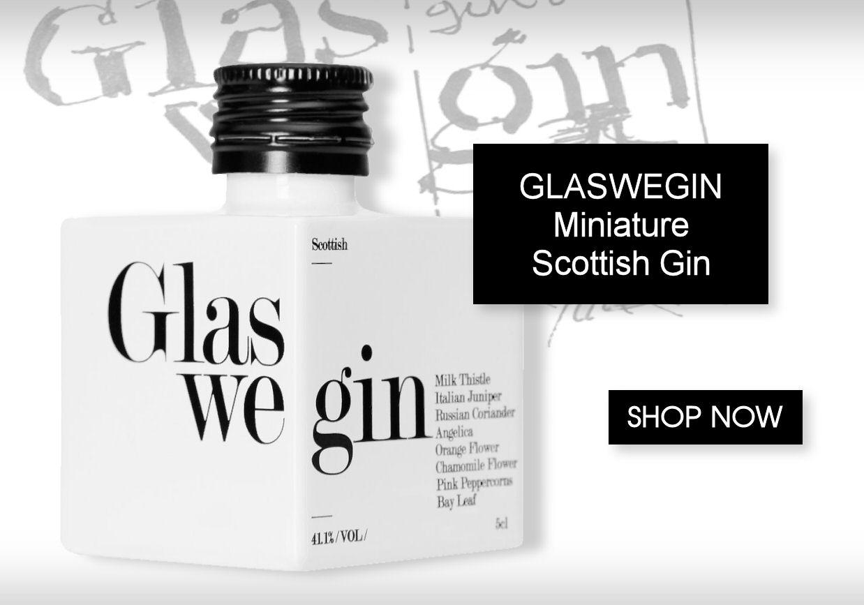 Glaswegin Miniature Gin